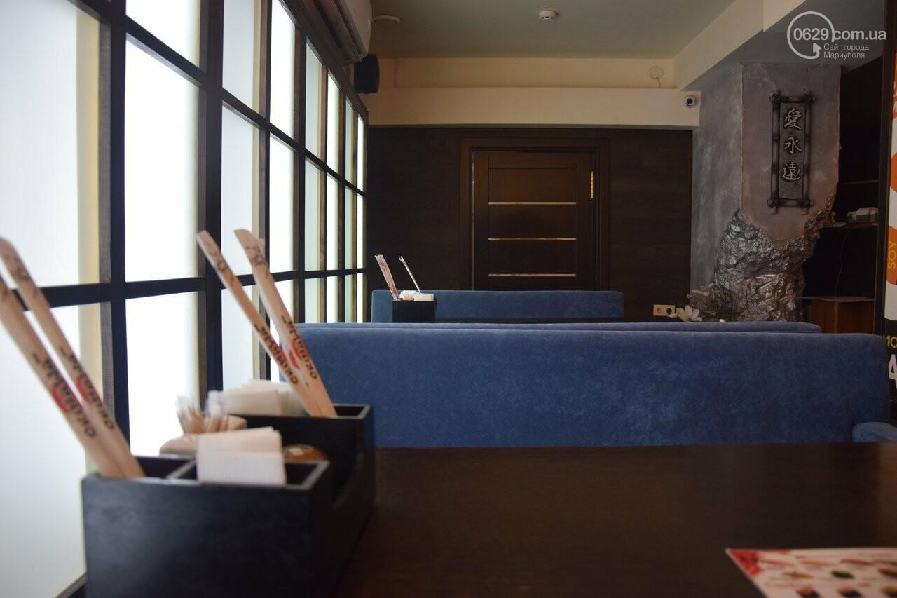 «Оkinawa» 1+1, или каша из суши, - ФОТО, фото-4