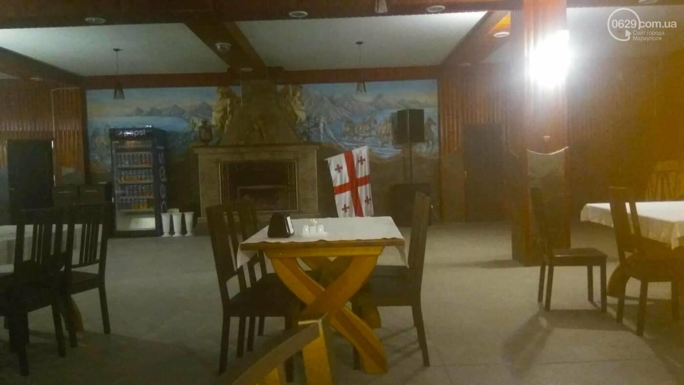 """""""Батуми"""": Грузинская кухня с мариупольским акцентом, фото-17"""