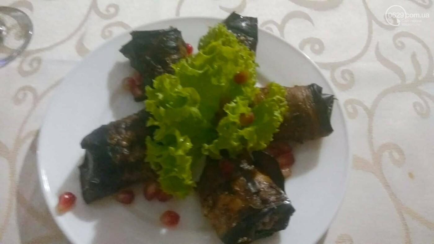 """""""Батуми"""": Грузинская кухня с мариупольским акцентом, фото-10"""