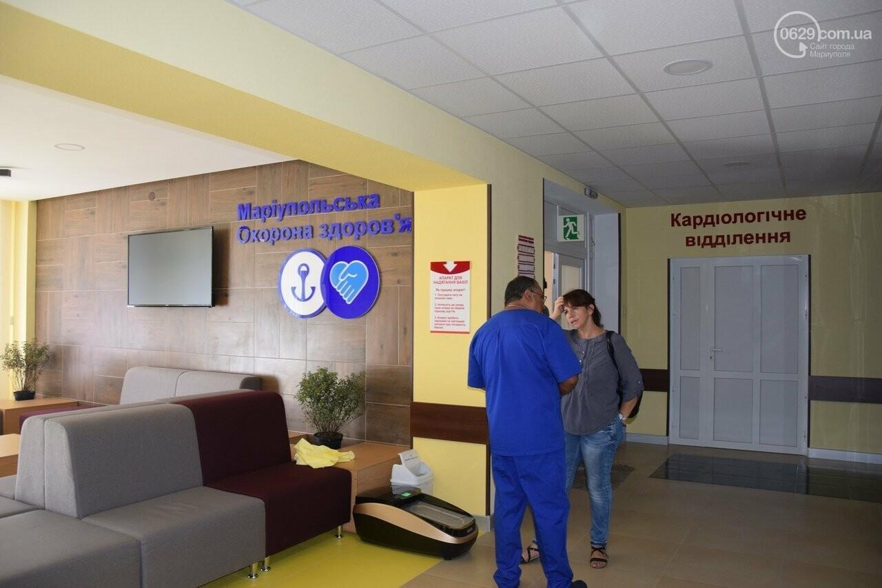 Ангиограф в деле! В Мариуполе спасли жизнь женщине с острым инфарктом миокарда, - ФОТО, ВИДЕО, фото-9