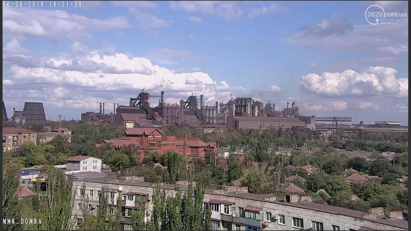 Чистое небо над Метинвестом, отстраненный Зуб и начало работы комиссии: в Мариуполь приехал экоревизор, фото-3