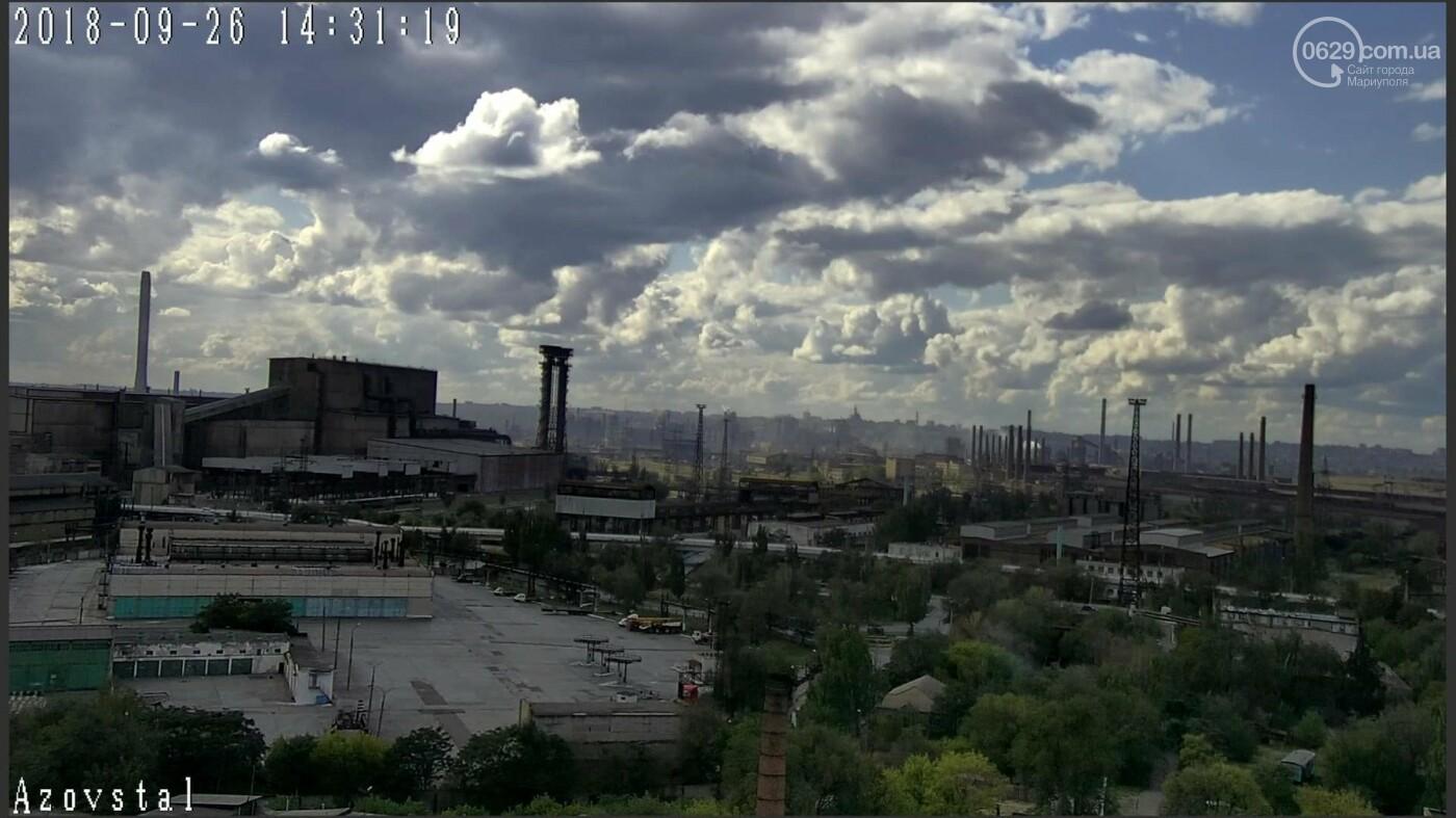 Чистое небо над Метинвестом, отстраненный Зуб и начало работы комиссии: в Мариуполь приехал экоревизор, фото-2