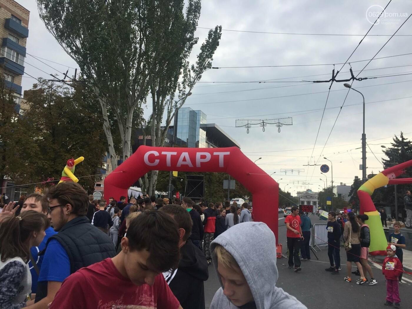 В честь  Дня города в Мариуполе провели забег,- Фотофакт, фото-7