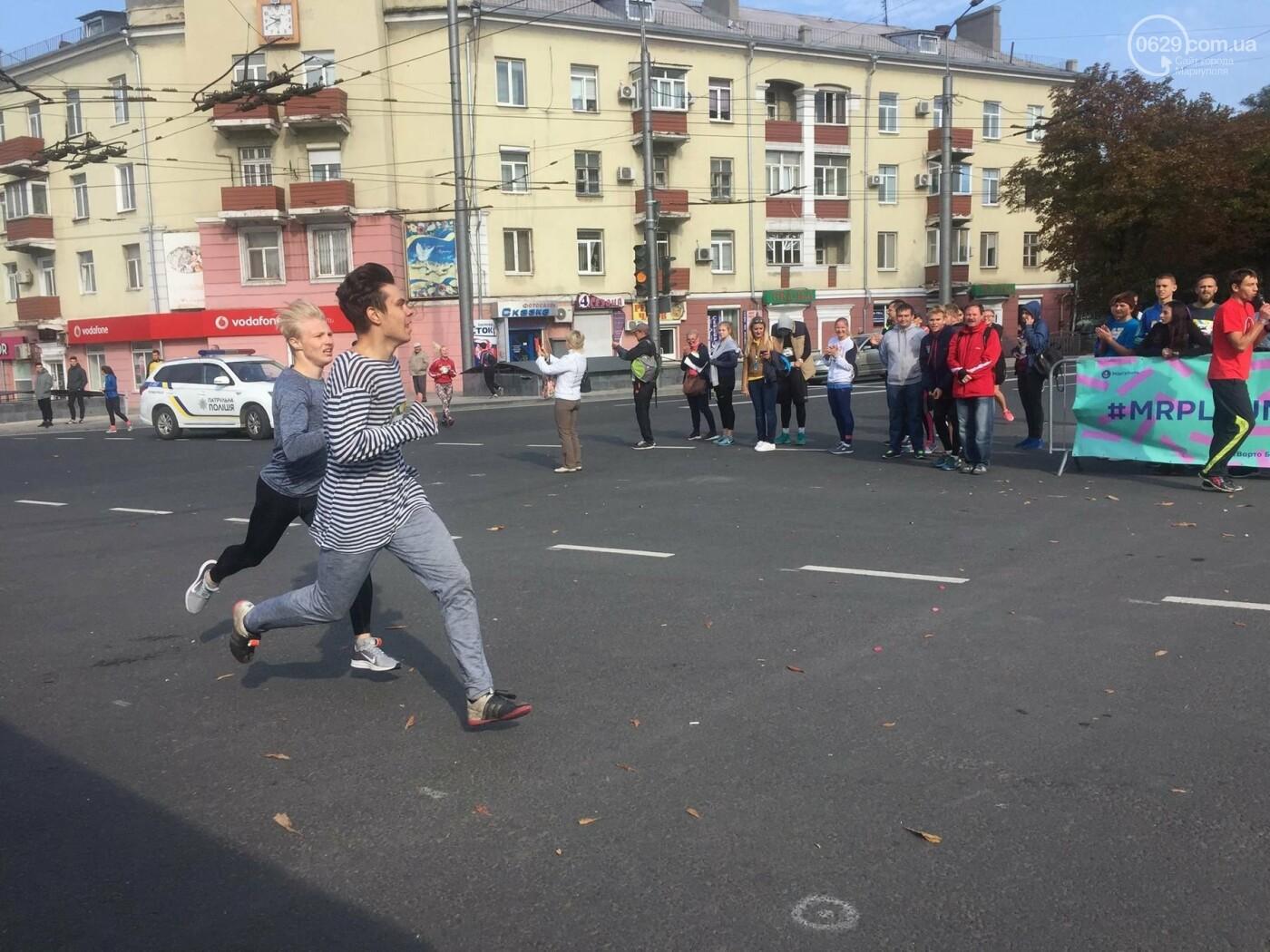 В честь  Дня города в Мариуполе провели забег,- Фотофакт, фото-8