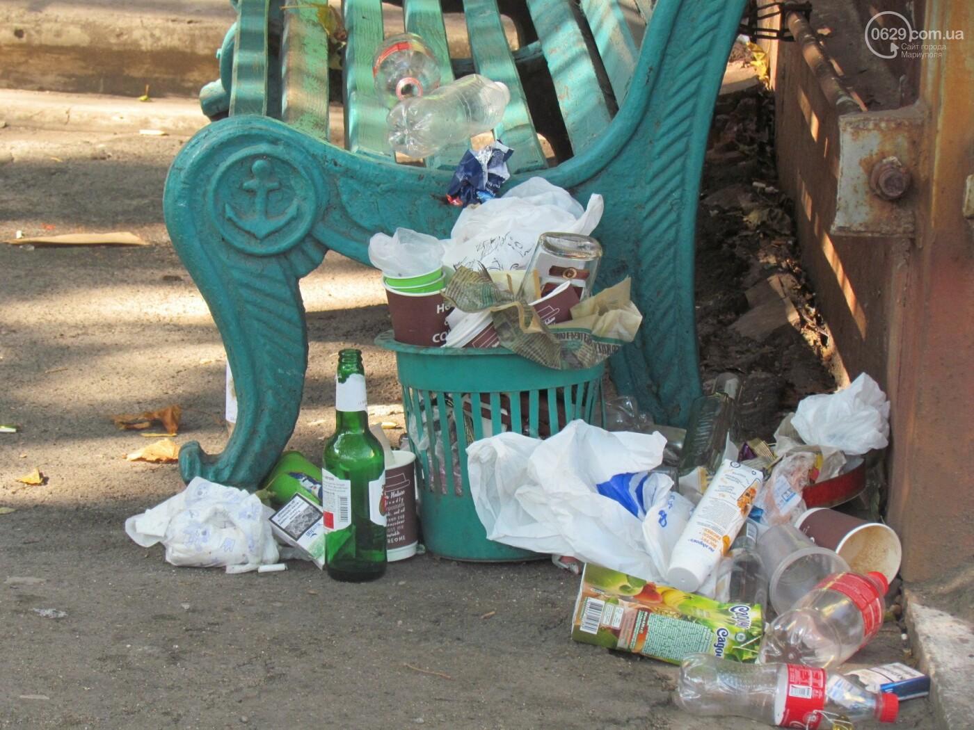 День города. Как выглядит Мариуполь после праздника, - ФОТО, фото-9