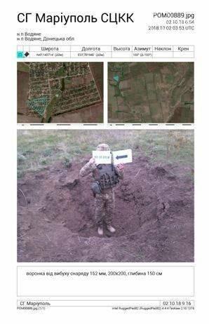 Боевики обстреляли мирный поселок под Мариуполем (ДОПОЛНЕНО), фото-3