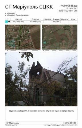 Боевики обстреляли мирный поселок под Мариуполем (ДОПОЛНЕНО), фото-2