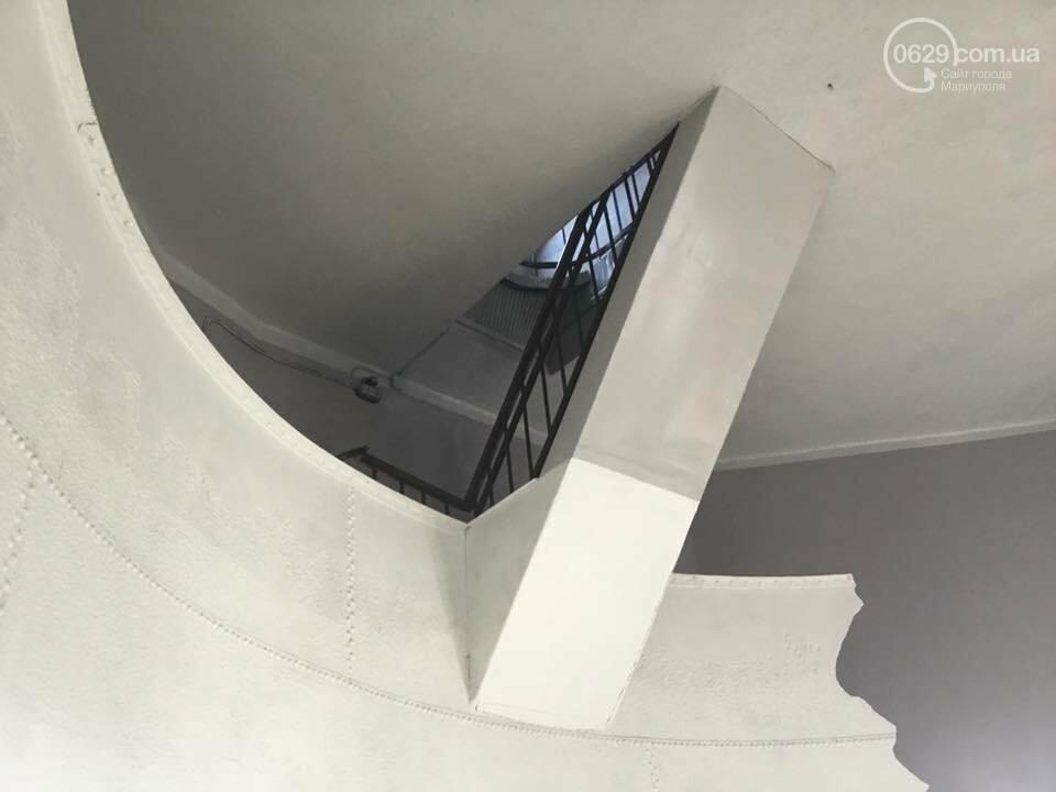 """Vezha Creative Space"". Старый символ Мариуполя засиял по-новому, - ФОТО, ВИДЕО, фото-9"