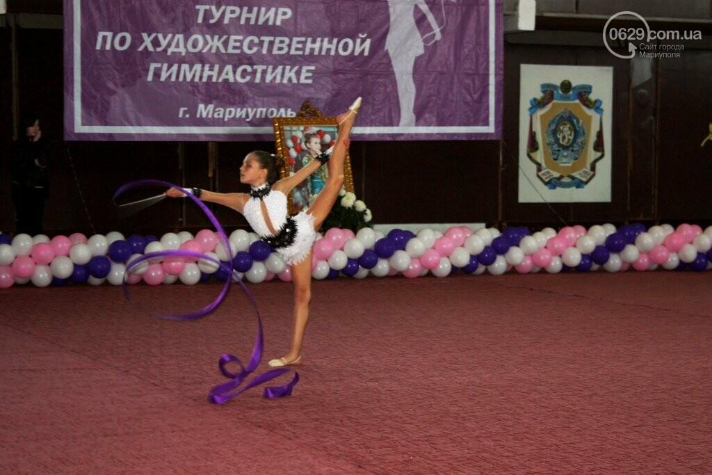 Мариупольцев приглашают на 8-й турнир по художественной гимнастике «Елизавета», фото-13