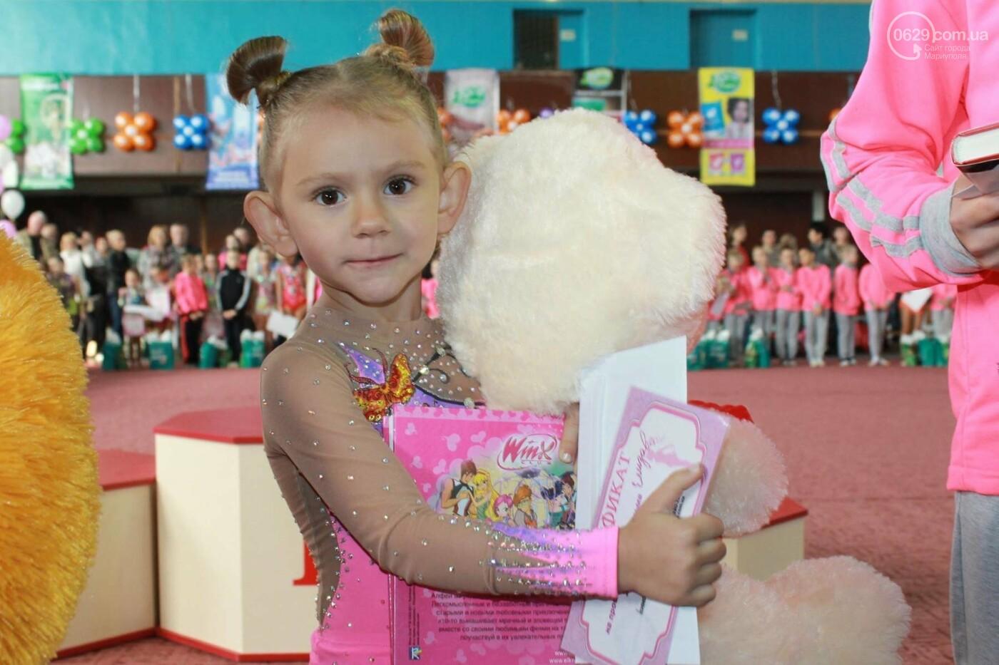 Мариупольцев приглашают на 8-й турнир по художественной гимнастике «Елизавета», фото-22