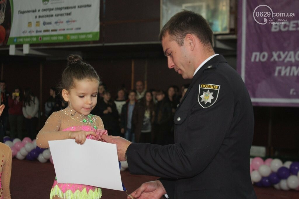 Мариупольцев приглашают на 8-й турнир по художественной гимнастике «Елизавета», фото-23