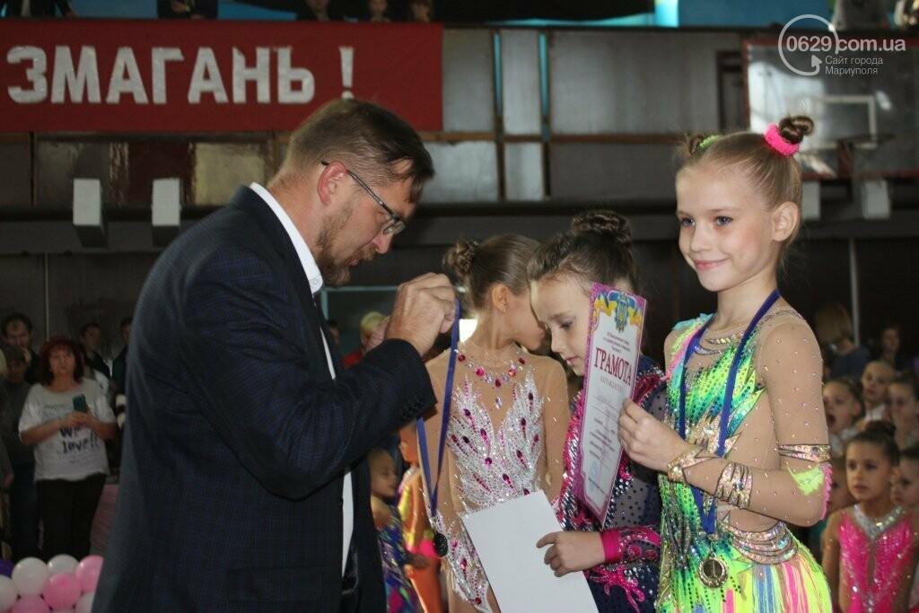 Мариупольцев приглашают на 8-й турнир по художественной гимнастике «Елизавета», фото-25