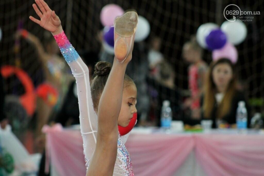Мариупольцев приглашают на 8-й турнир по художественной гимнастике «Елизавета», фото-4