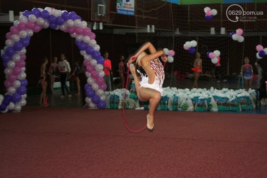 Мариупольцев приглашают на 8-й турнир по художественной гимнастике «Елизавета», фото-8