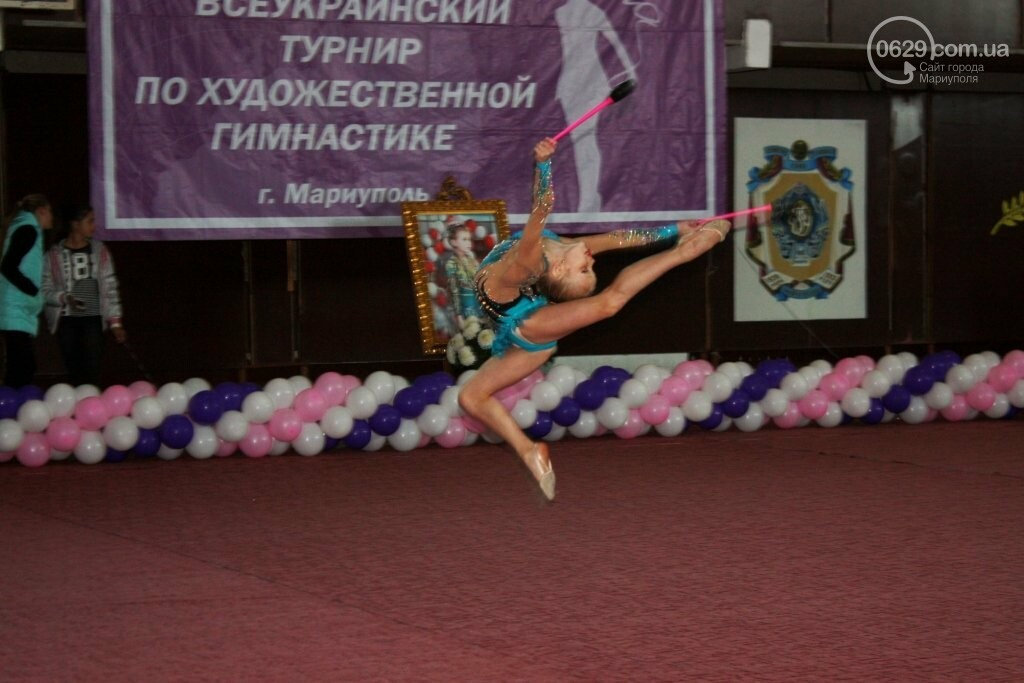 Мариупольцев приглашают на 8-й турнир по художественной гимнастике «Елизавета», фото-9