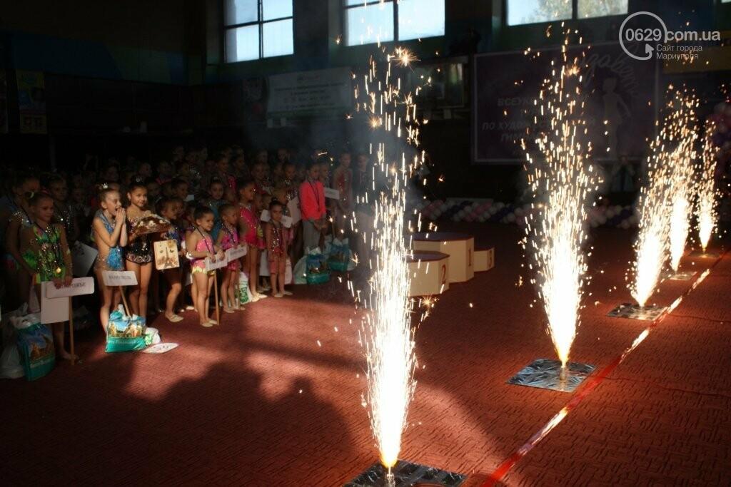Мариупольцев приглашают на 8-й турнир по художественной гимнастике «Елизавета», фото-28