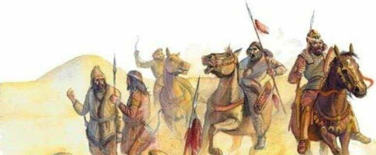 Кто они – первые жители Приазовья, фото-1