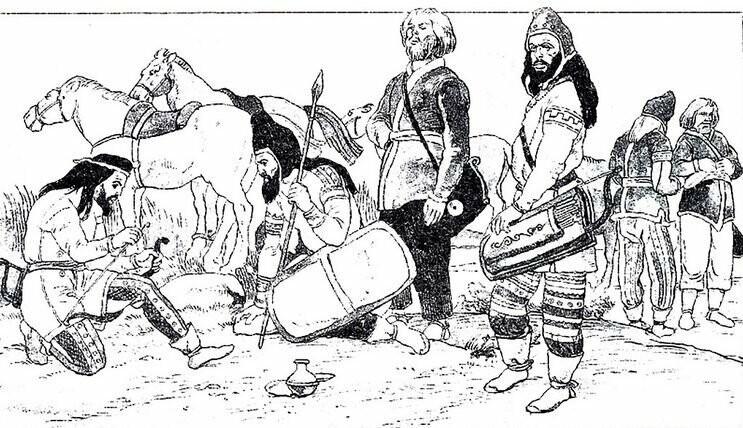 Кто они – первые жители Приазовья, фото-2