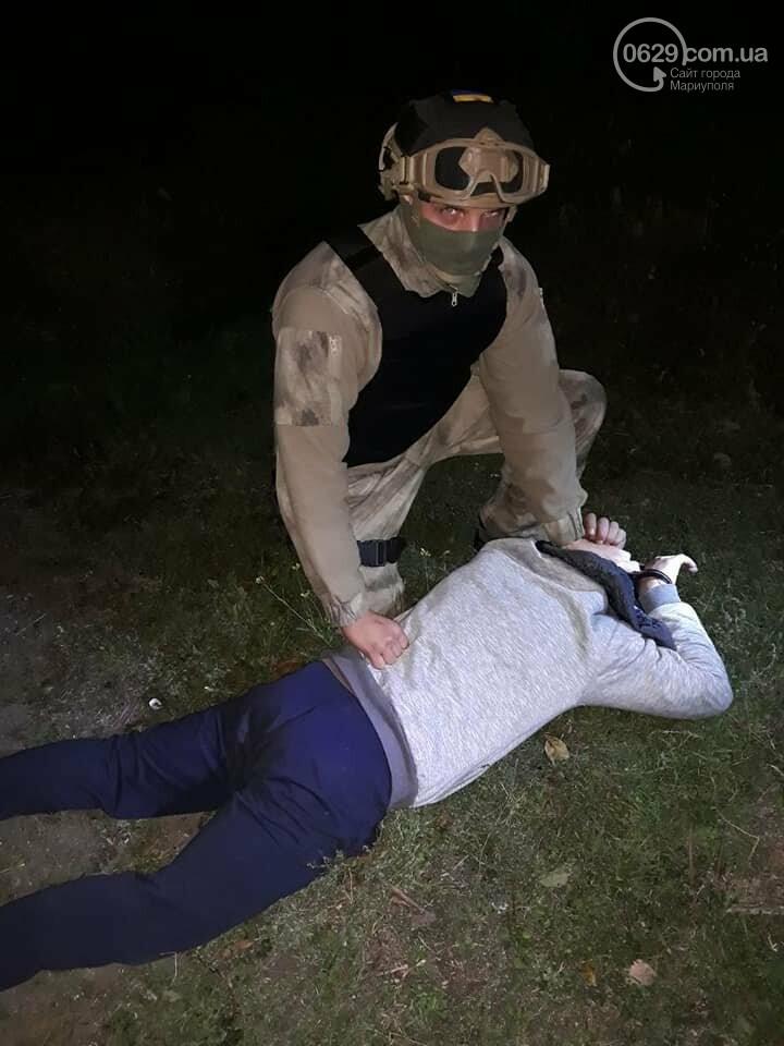 """В Мариуполе поймали злоумышленников, которые в течение года ночами воровали кабель на """"Азовстали"""", - ФОТО, фото-2"""