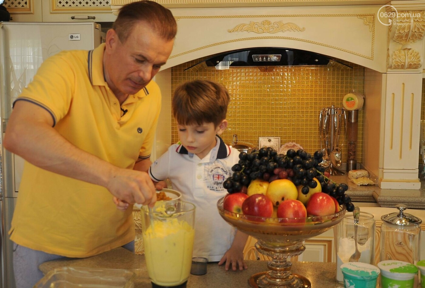 Мариупольский молокозавод дарит 1000 гривен, фото-1