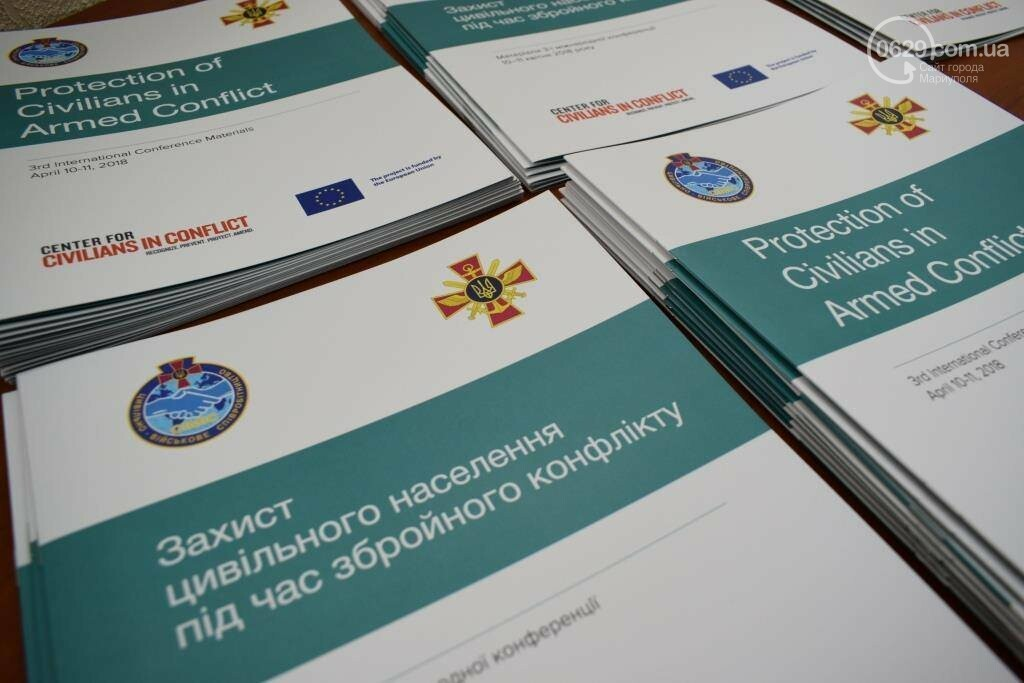В Украине запустят пилотный проект по защите гражданского населения на Донбассе, - ФОТО, фото-4
