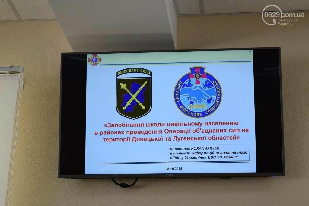 В Украине запустят пилотный проект по защите гражданского населения на Донбассе, - ФОТО, фото-3