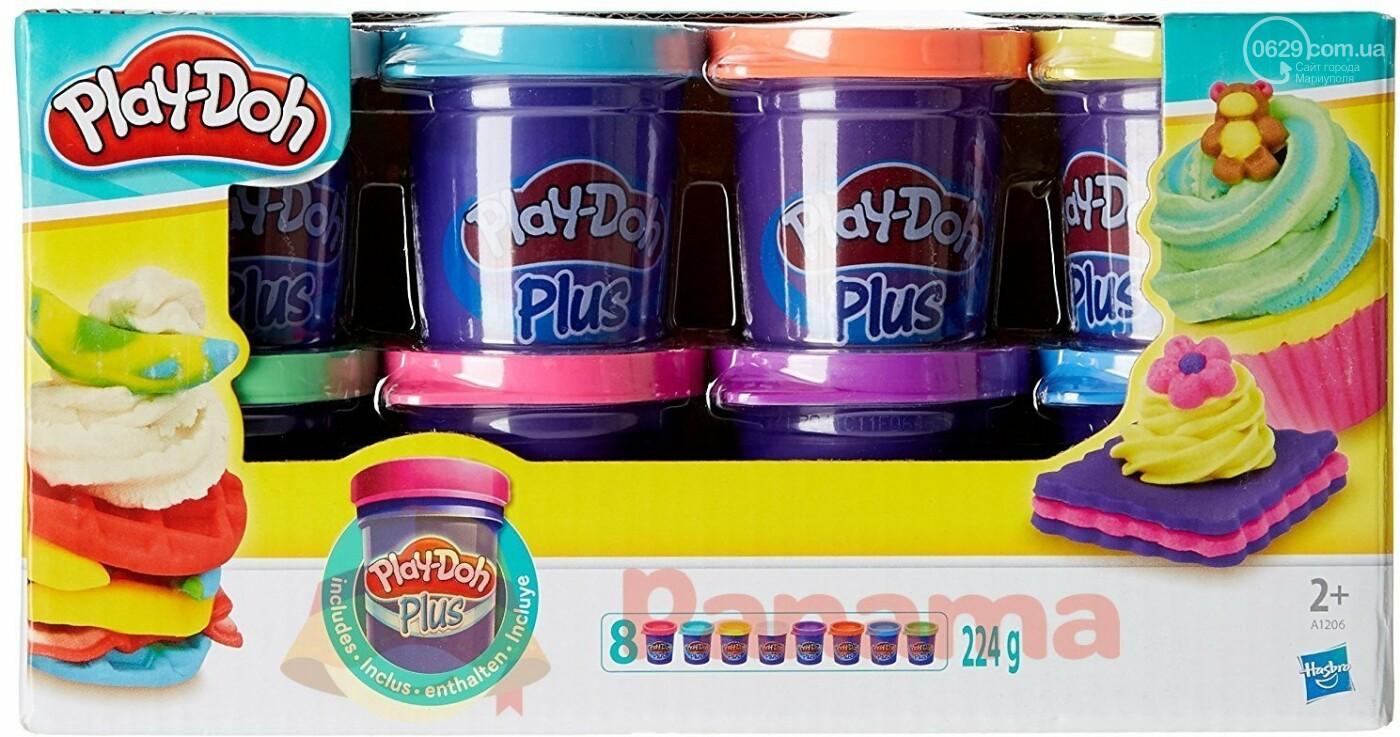 Пластилин Play-Doh  – безопасный способ развить творческие способности, фото-2