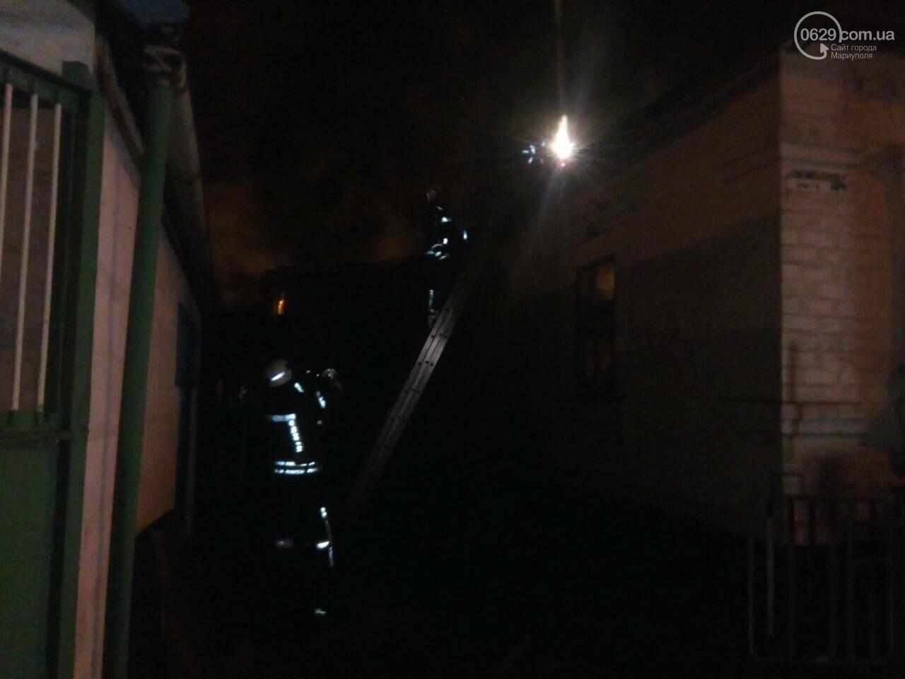 В Старом Крыму во время пожара в частном доме пострадал 88-летний пенсионер, - ФОТО, фото-1