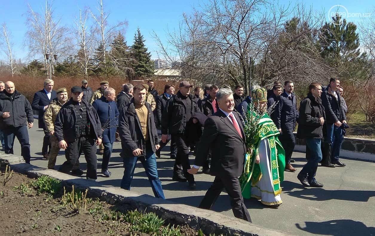 7 визитов Порошенко. Зачем гарант приезжал в Мариуполь, - ФОТО, фото-5