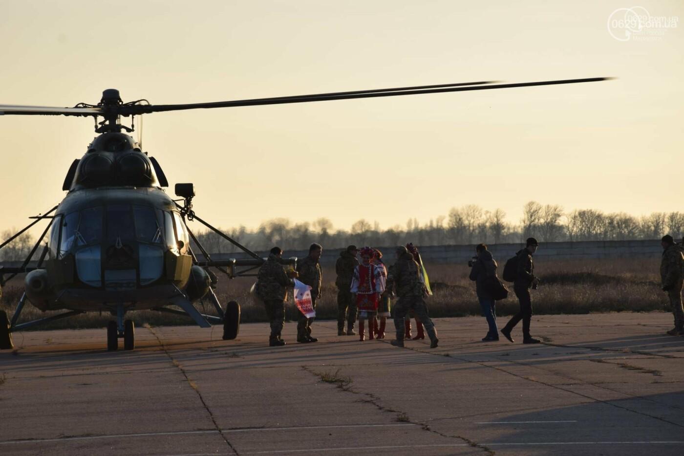 7 визитов Порошенко. Зачем гарант приезжал в Мариуполь, - ФОТО, фото-4
