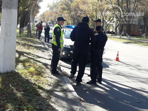 Мариуполец врезался в авто с военными, - ФОТО, фото-3