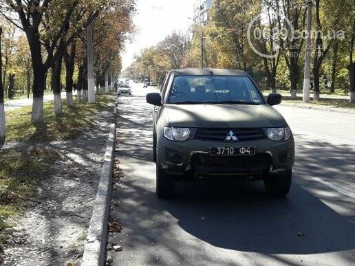 Мариуполец врезался в авто с военными, - ФОТО, фото-2