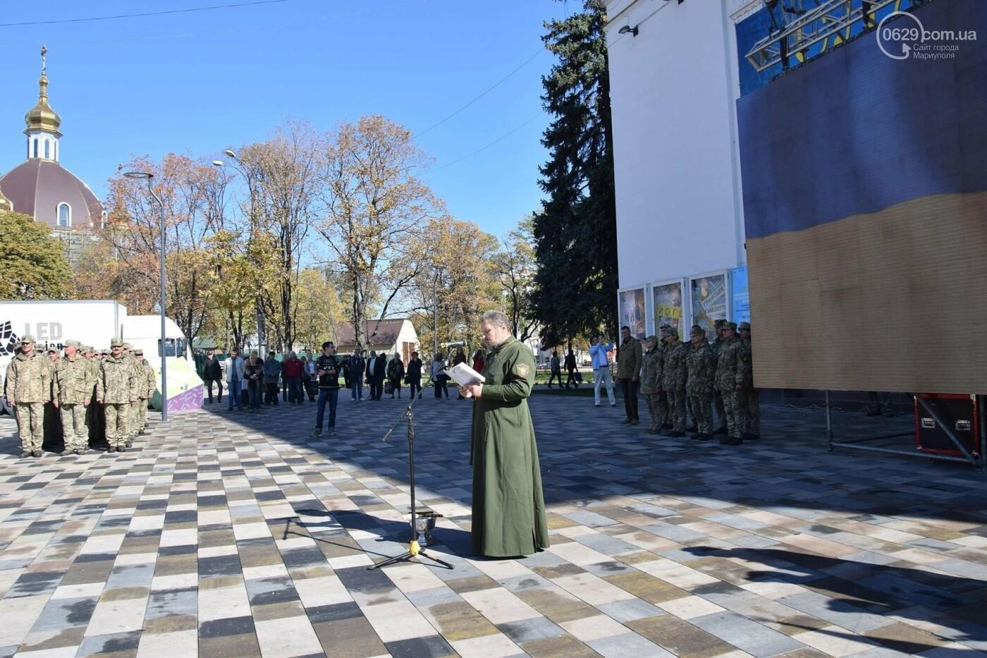 В Мариуполе православные христиане отмечали Покров, - ФОТО, ВИДЕО, фото-4