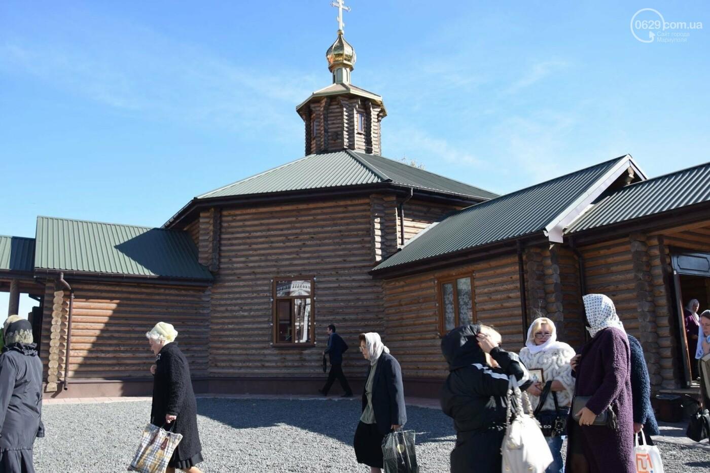 В Мариуполе православные христиане отмечали Покров, - ФОТО, ВИДЕО, фото-5