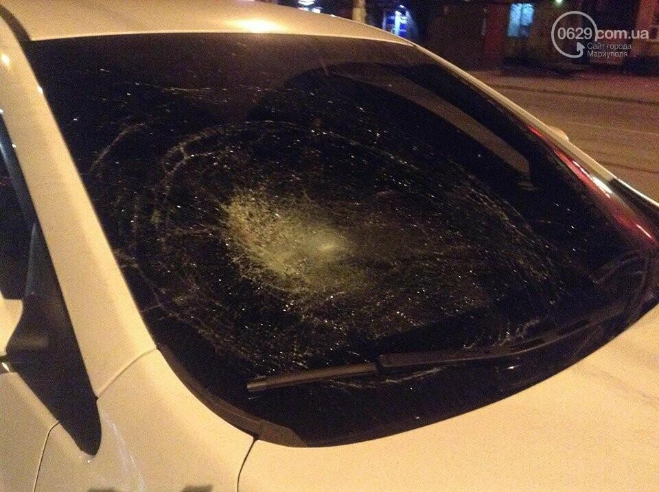 В Мариуполе легковушки сбили двух мужчин, - ФОТО, ВИДЕО, фото-1
