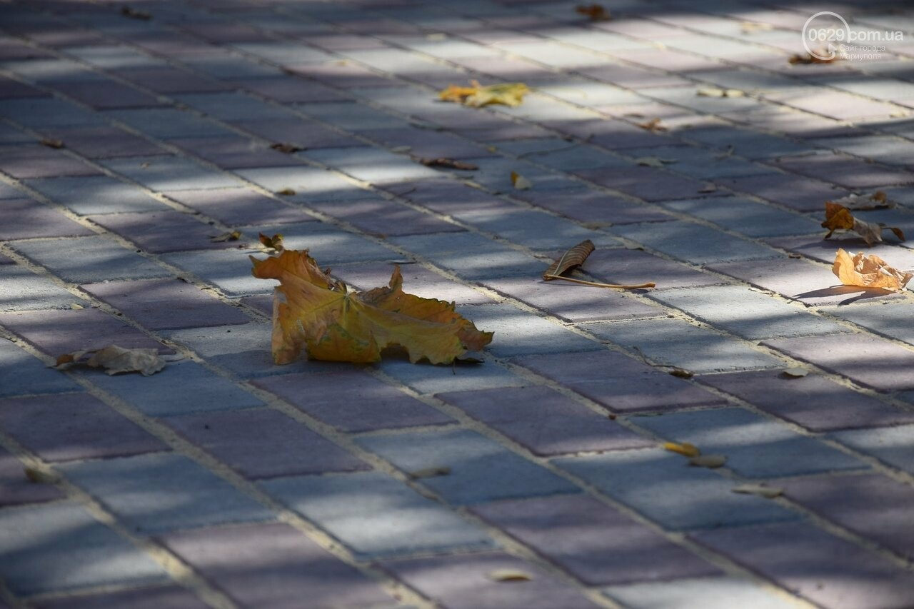 Мариуполь ловит теплое дыхание осени, - ФОТОРЕПОРТАЖ, фото-7