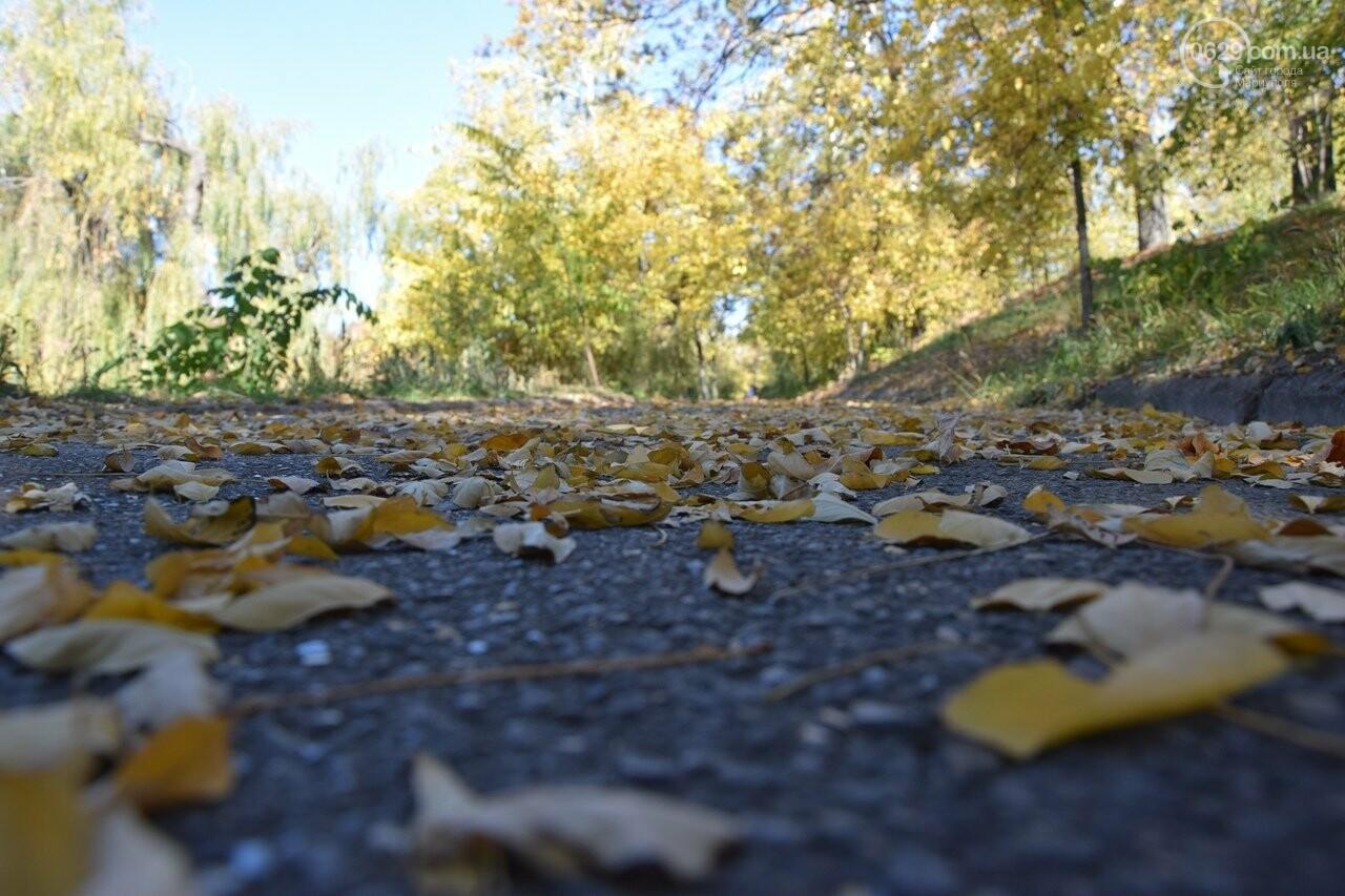 Мариуполь ловит теплое дыхание осени, - ФОТОРЕПОРТАЖ, фото-16