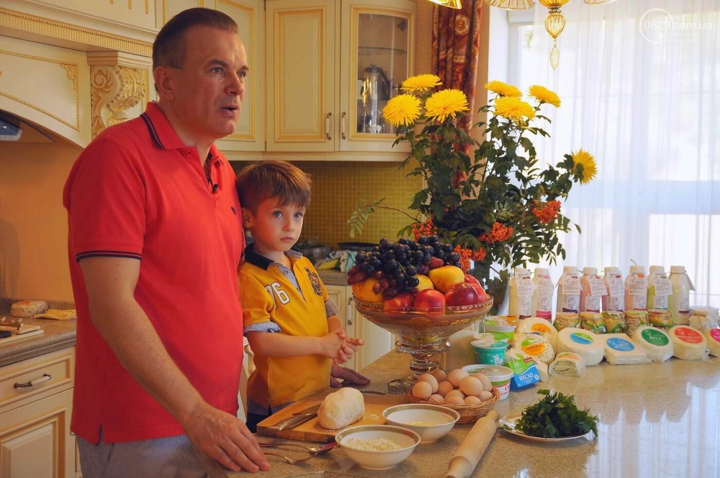 Ко Дню пищевика Мариупольский молокозавод дарит 1000 гривен  , фото-1