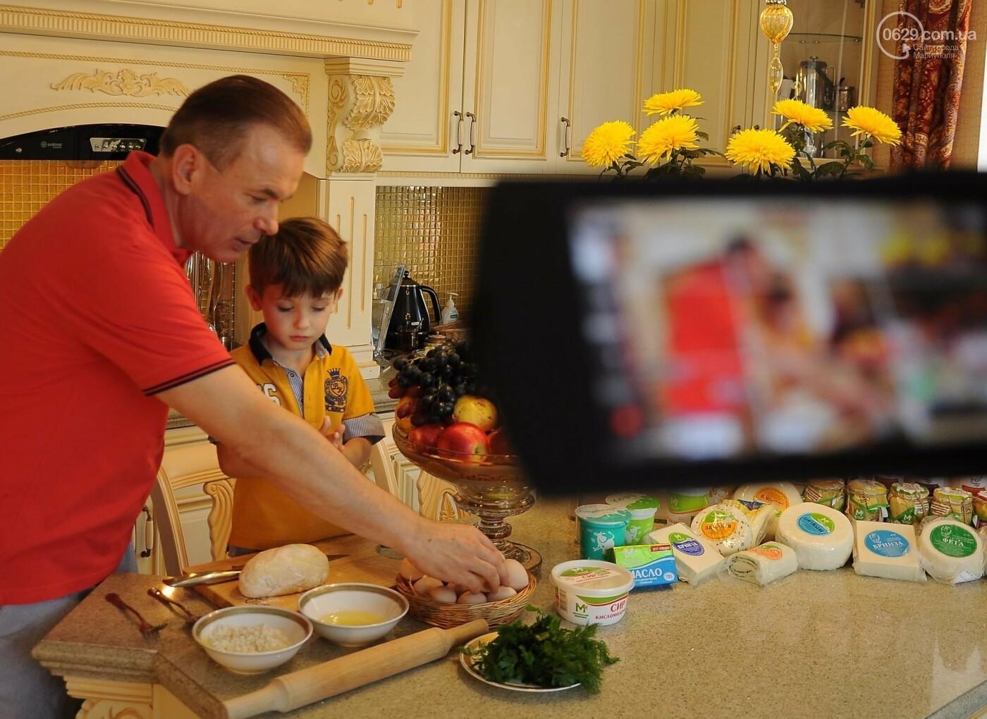 Ко Дню пищевика Мариупольский молокозавод дарит 1000 гривен  , фото-2