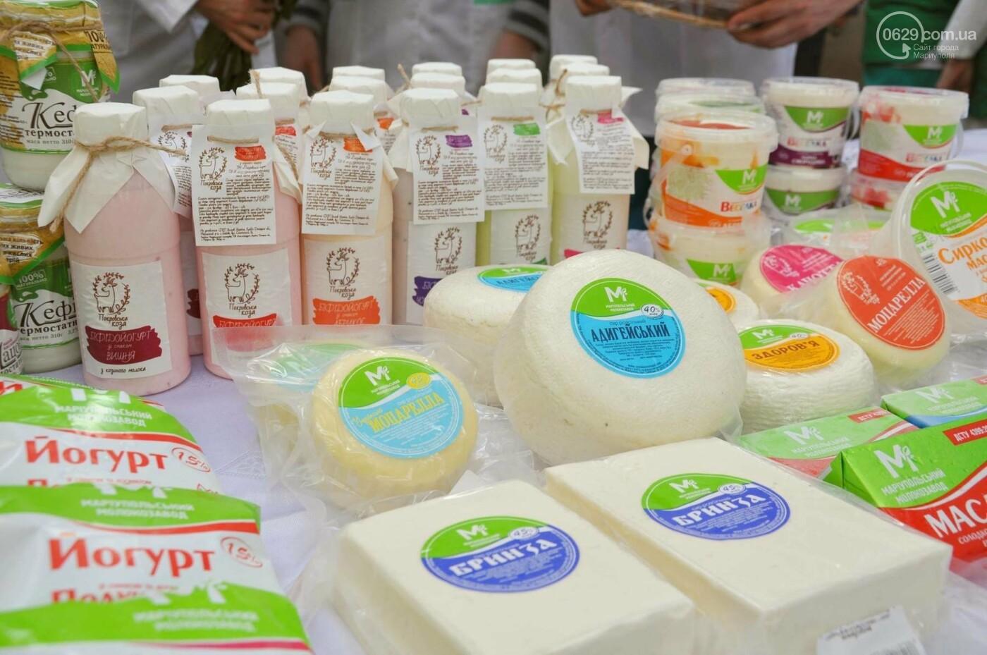 Юрий Тернавский: «Мариупольский молокозавод может напоить молоком каждого жителя Мариуполя и Приазовья», фото-10