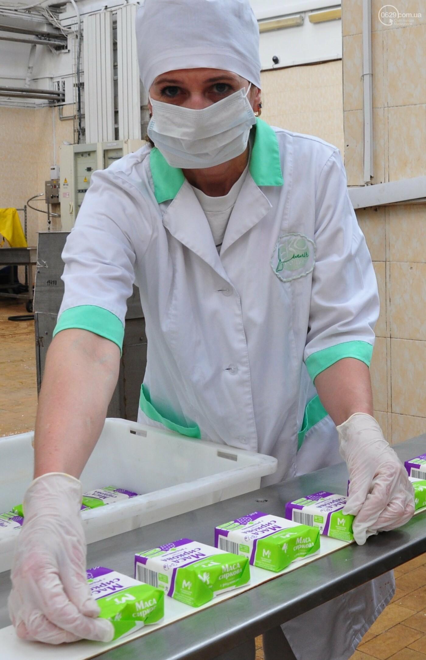 Юрий Тернавский: «Мариупольский молокозавод может напоить молоком каждого жителя Мариуполя и Приазовья», фото-74