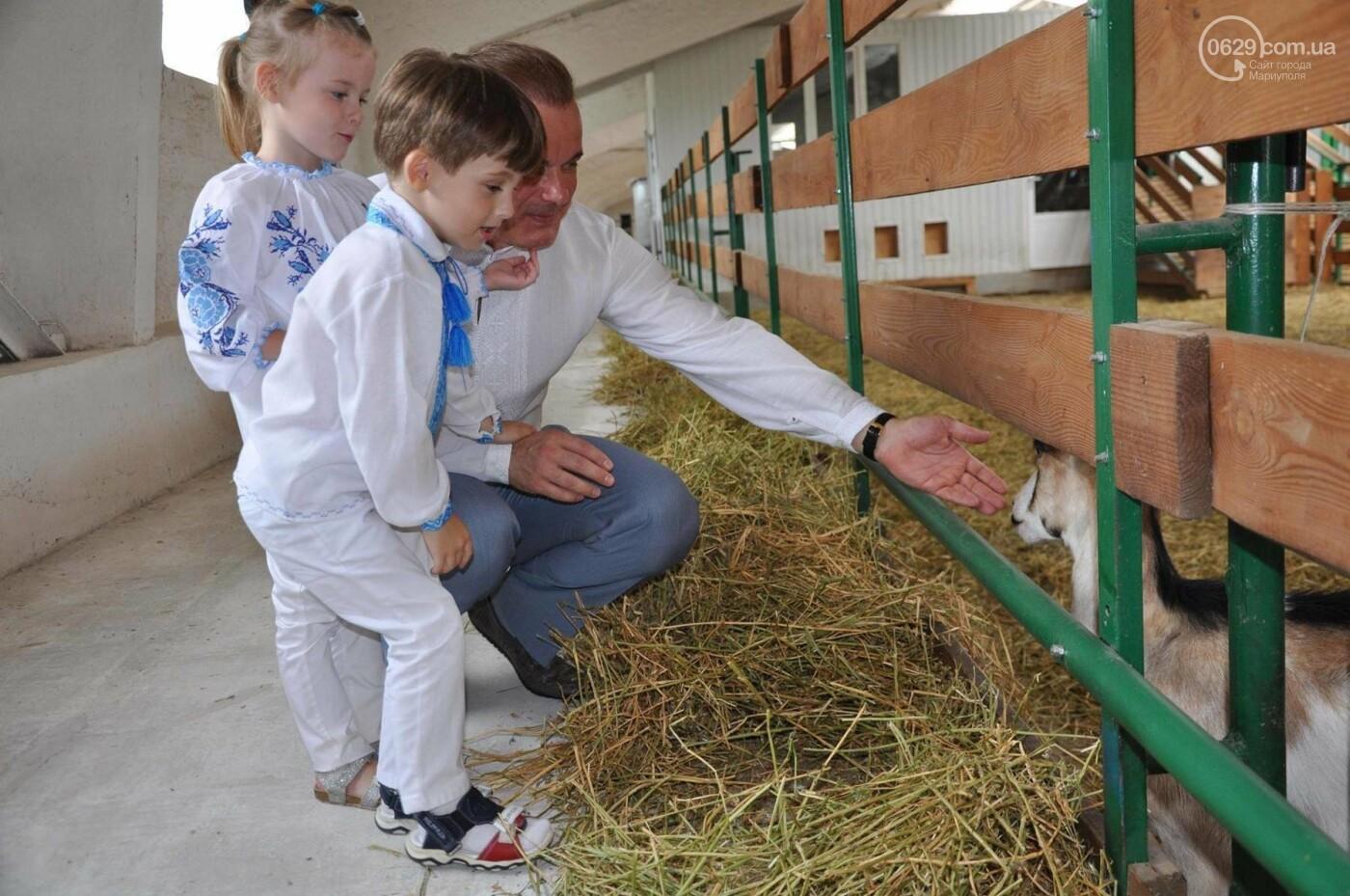 Юрий Тернавский: «Мариупольский молокозавод может напоить молоком каждого жителя Мариуполя и Приазовья», фото-47