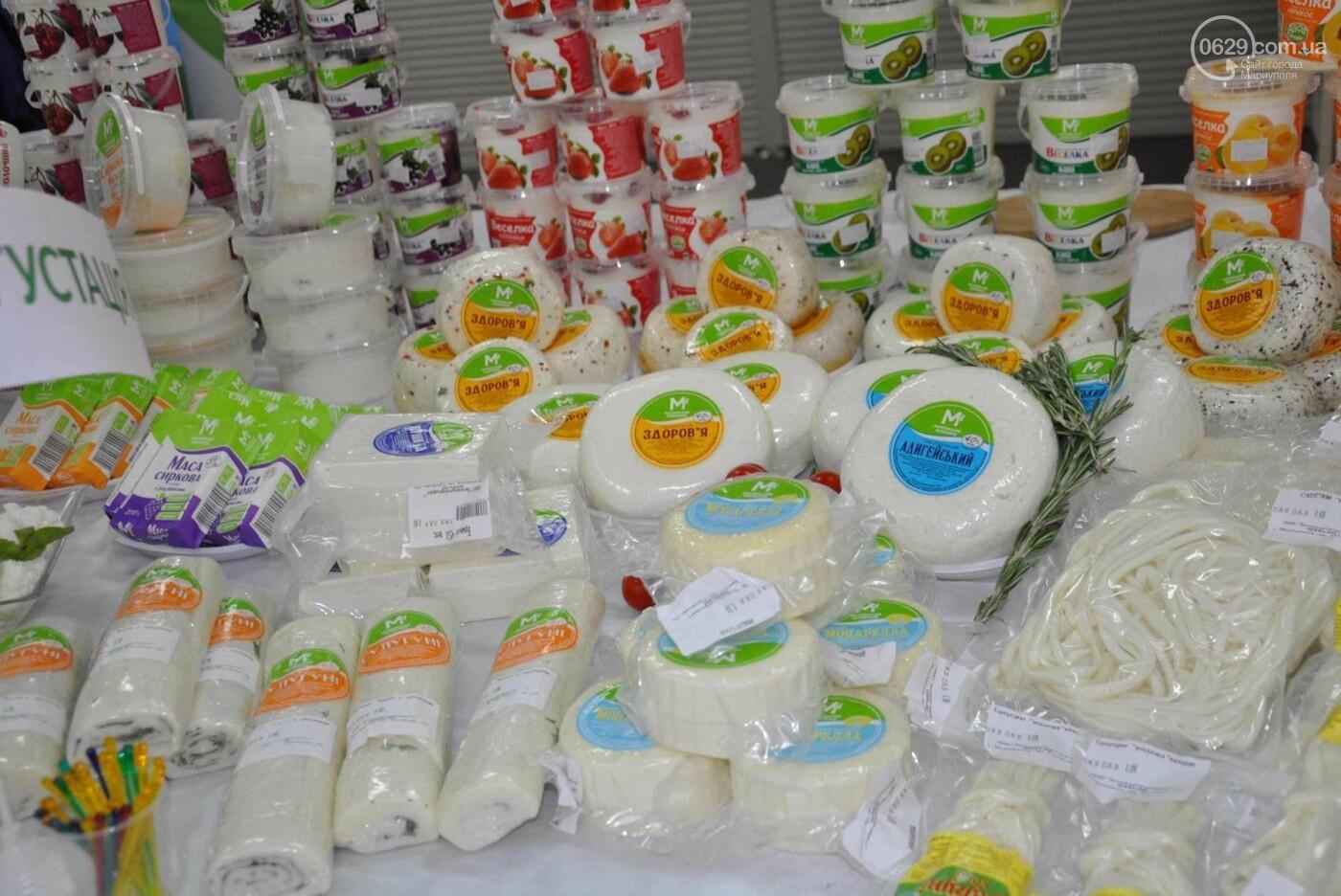 Юрий Тернавский: «Мариупольский молокозавод может напоить молоком каждого жителя Мариуполя и Приазовья», фото-103