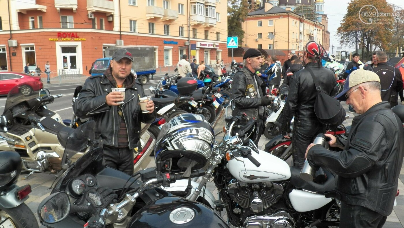 В Мариуполе байкеры закрыли мотосезон, - ФОТО, ВИДЕО, фото-7