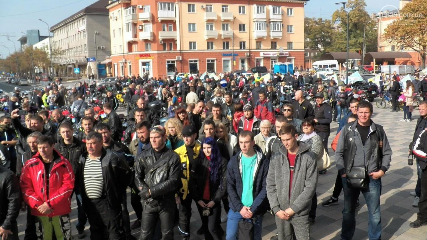 В Мариуполе байкеры закрыли мотосезон, - ФОТО, ВИДЕО, фото-8