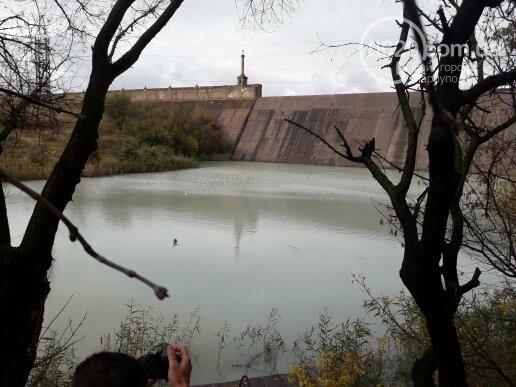 """В Мариуполе вода  под фильтровальной станцией """"Воды Донбасса"""" стала белой, - ФОТОФАКТ, фото-4"""