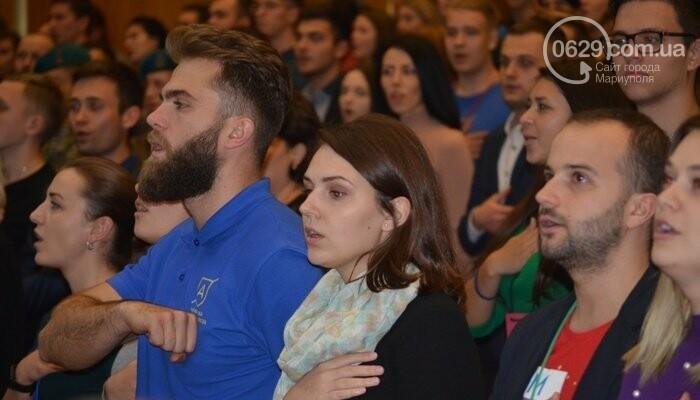 250 молодых лидеров со всей Украины съехались в Мариуполь,- ФОТО, фото-5