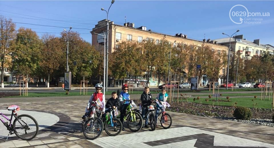 Мариупольские велосипедисты закрывали тёплый  сезон,- ФОТО, ВИДЕО, фото-6