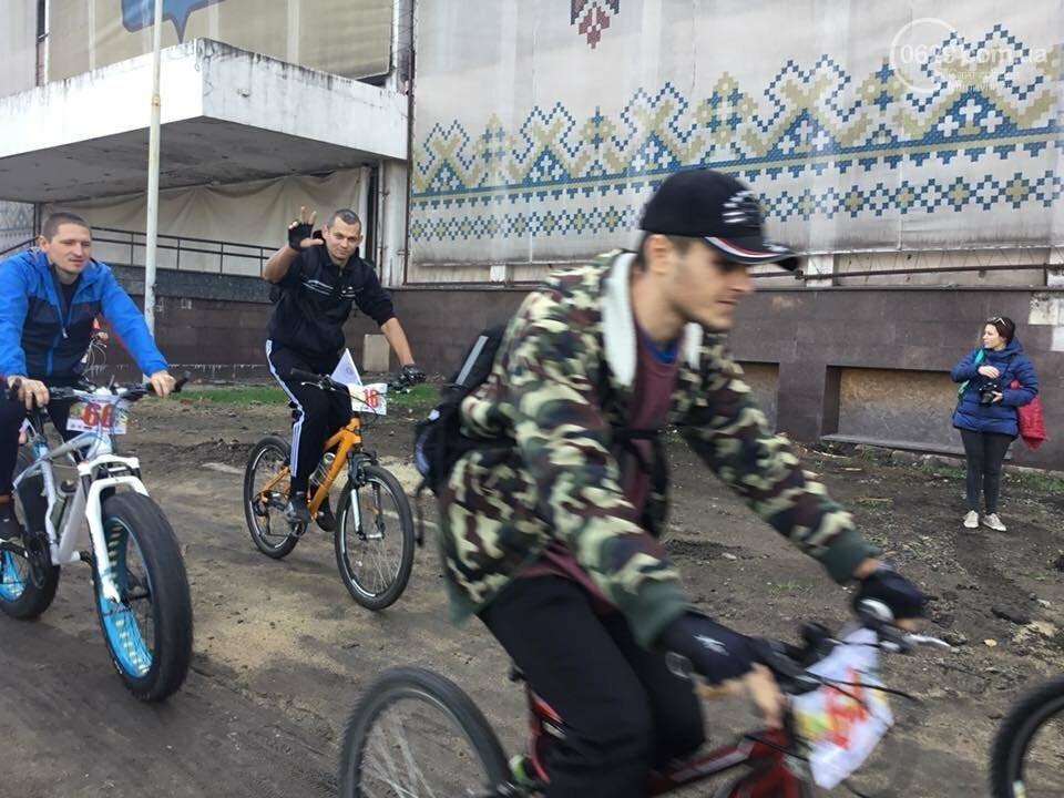 Мариупольские велосипедисты закрывали тёплый  сезон,- ФОТО, ВИДЕО, фото-3