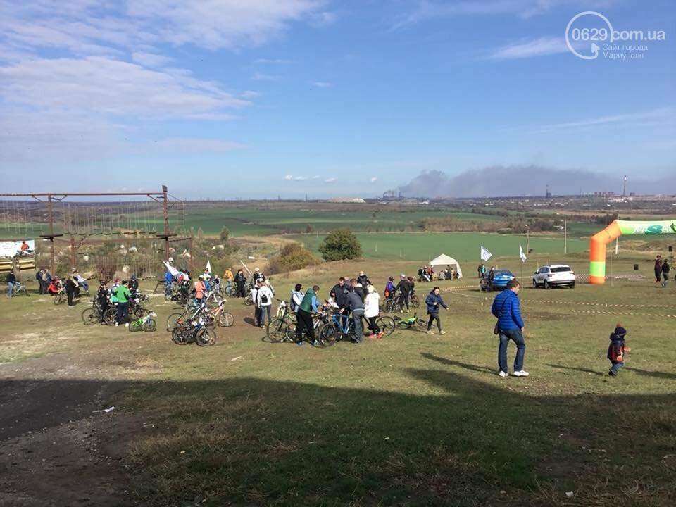 Мариупольские велосипедисты закрывали тёплый  сезон,- ФОТО, ВИДЕО, фото-1